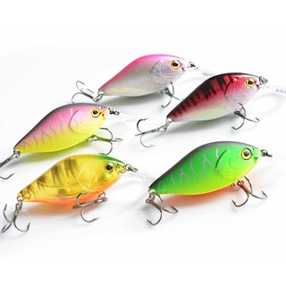 Crankbait Wobbler 50mm