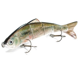 4er Set Swimbait Wobbler